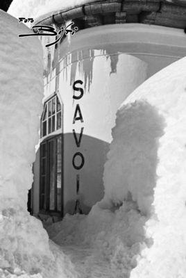 169 - scritta Savoia VER